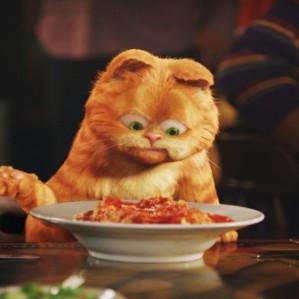 Garfield-e-Lasanha