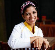 Chef Ana Luiza Trajano, do restaurante Brasil a Gosto.